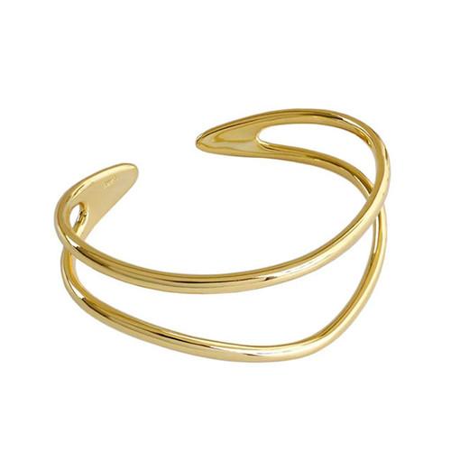 """""""Agape"""" Cuff Bracelet"""