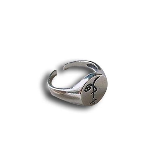 """""""Virago"""" Ring Silver"""