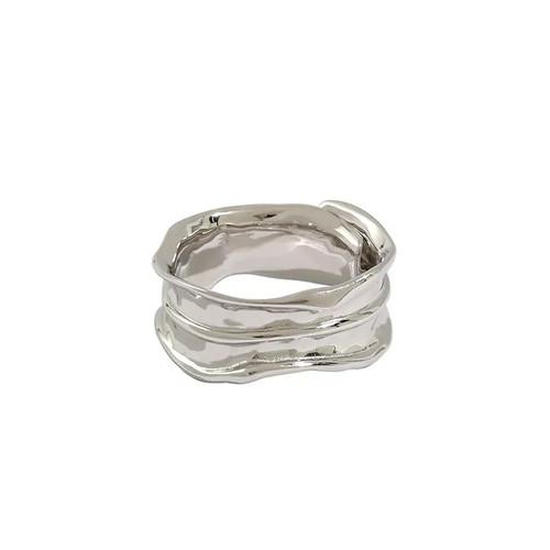 Irregular Distressed Ring Band