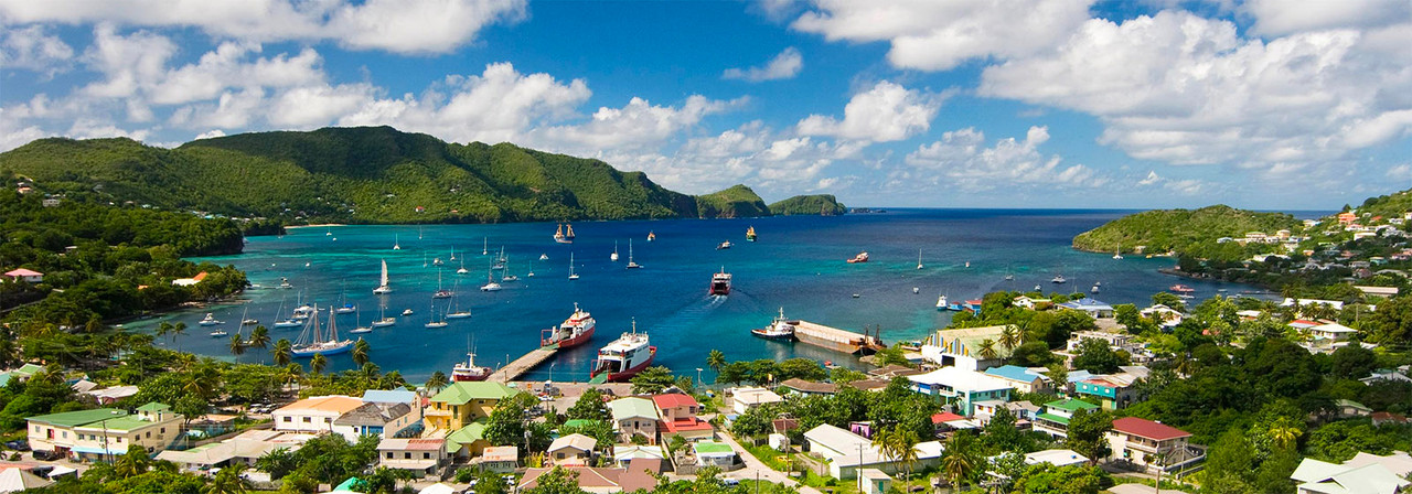 Bequia, pearl of the Grenadines