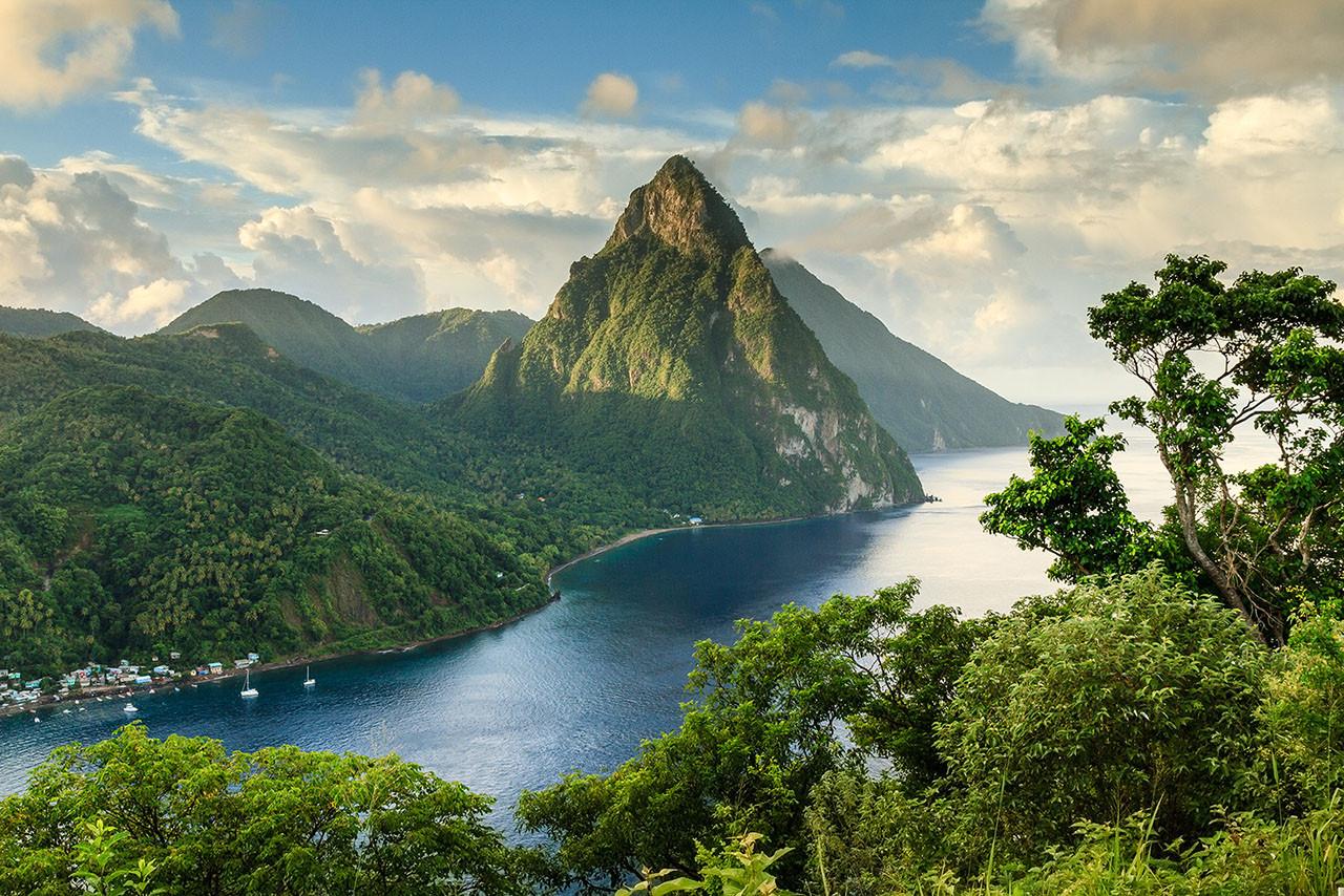 Cruising Saint Lucia
