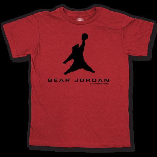 KIDS Bear Jordan T-SHIRT