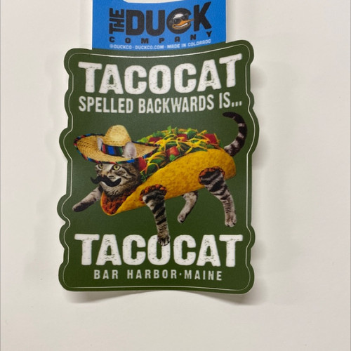 Tacocat  Sticker