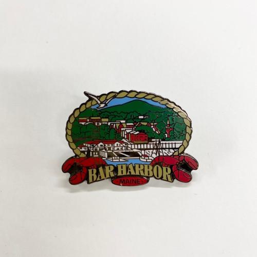 Bar Harbor Pin