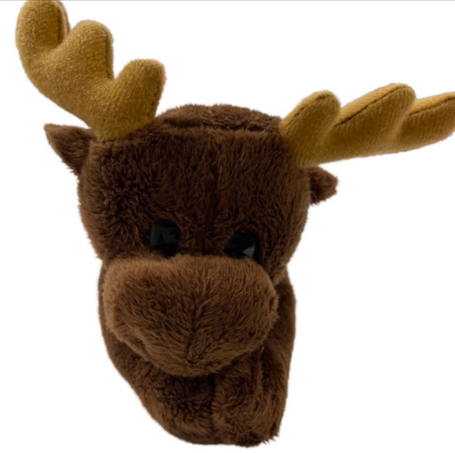 Moose  Clip Magnet Plush