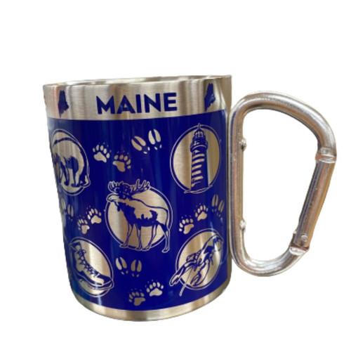 Carabiner  hand mug