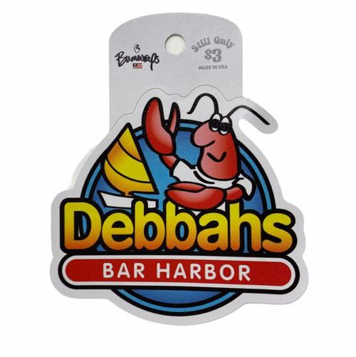 Debbahs sticker