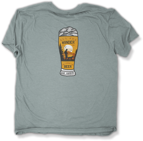 WANDER FOR BEER T-SHIRT