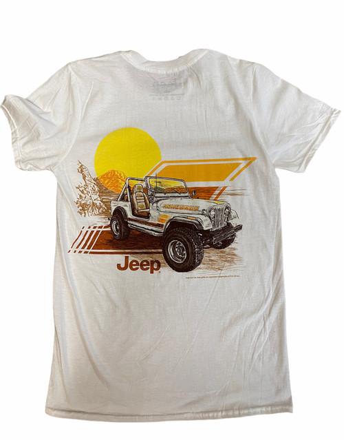 JEEP SUMMER 83 T-SHIRT