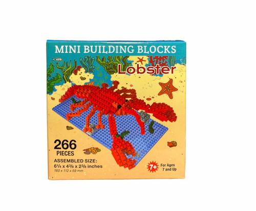 LOBSTER MINI BUILDING BLOCKS