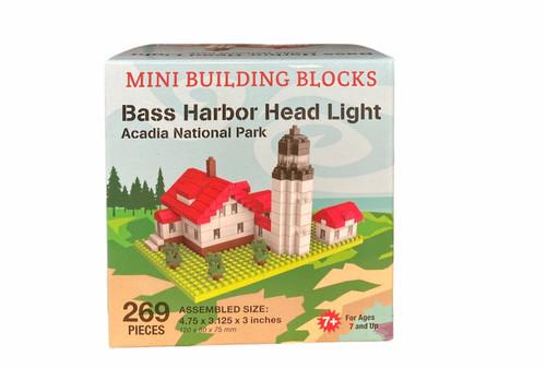BASS HARBOR MINI BUILDING BLOCKS