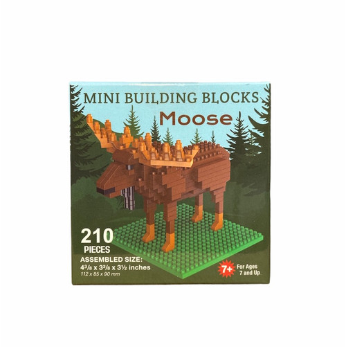 MOOSE MINI BUILDING BLOCKS