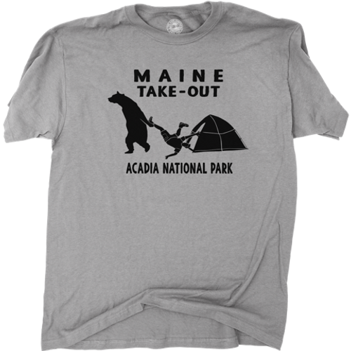 MAINE TAKE OUT T-SHIRT