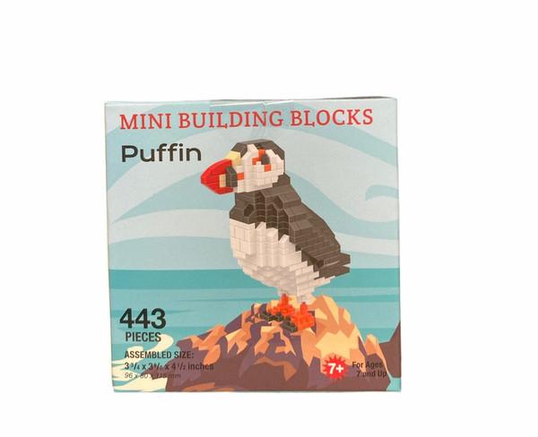 PUFFIN MINI BUILDING BLOCKS