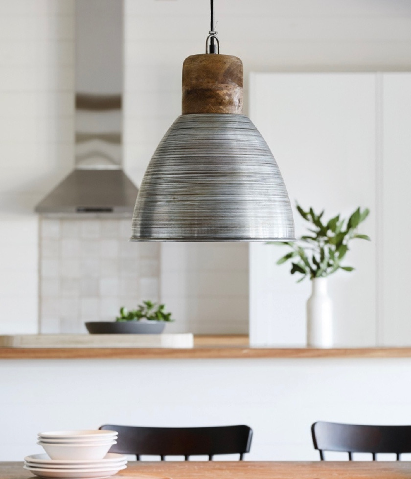 5 Industrial lights to inspire