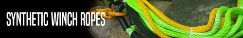 """1/4"""" Synthetic Winch Rope"""