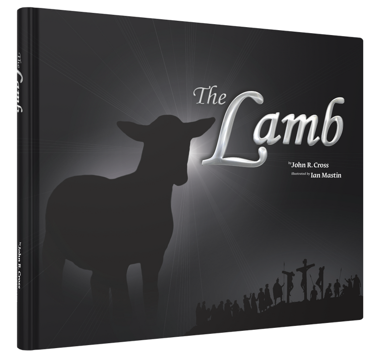 The Lamb - Picture book (English)