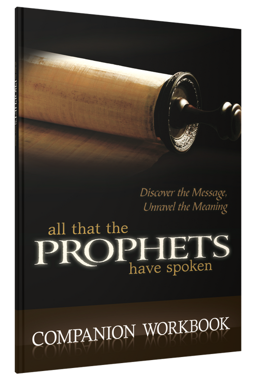 All that the Prophets have Spoken Companion Workbook (English)
