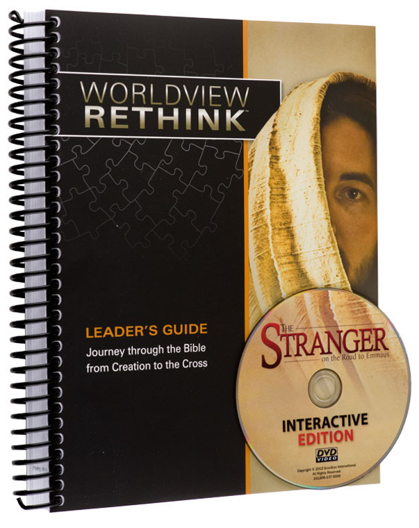 The Stranger on the Road to Emmaus Leader's Guide (English)