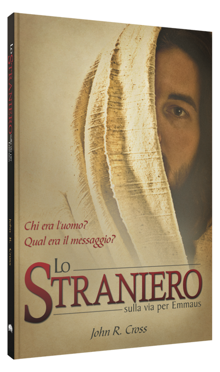 The Stranger on the Road to Emmaus (Italian)