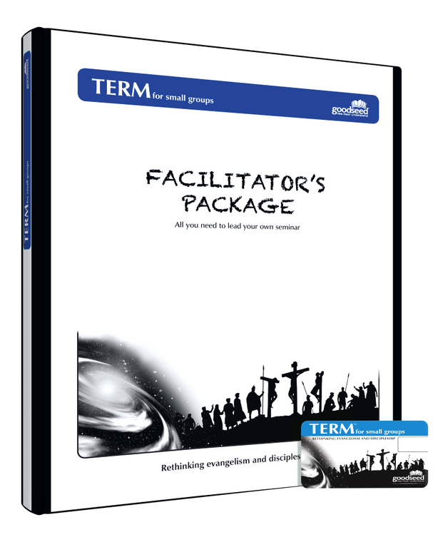 TERM for Small Groups - Facilitator's Package