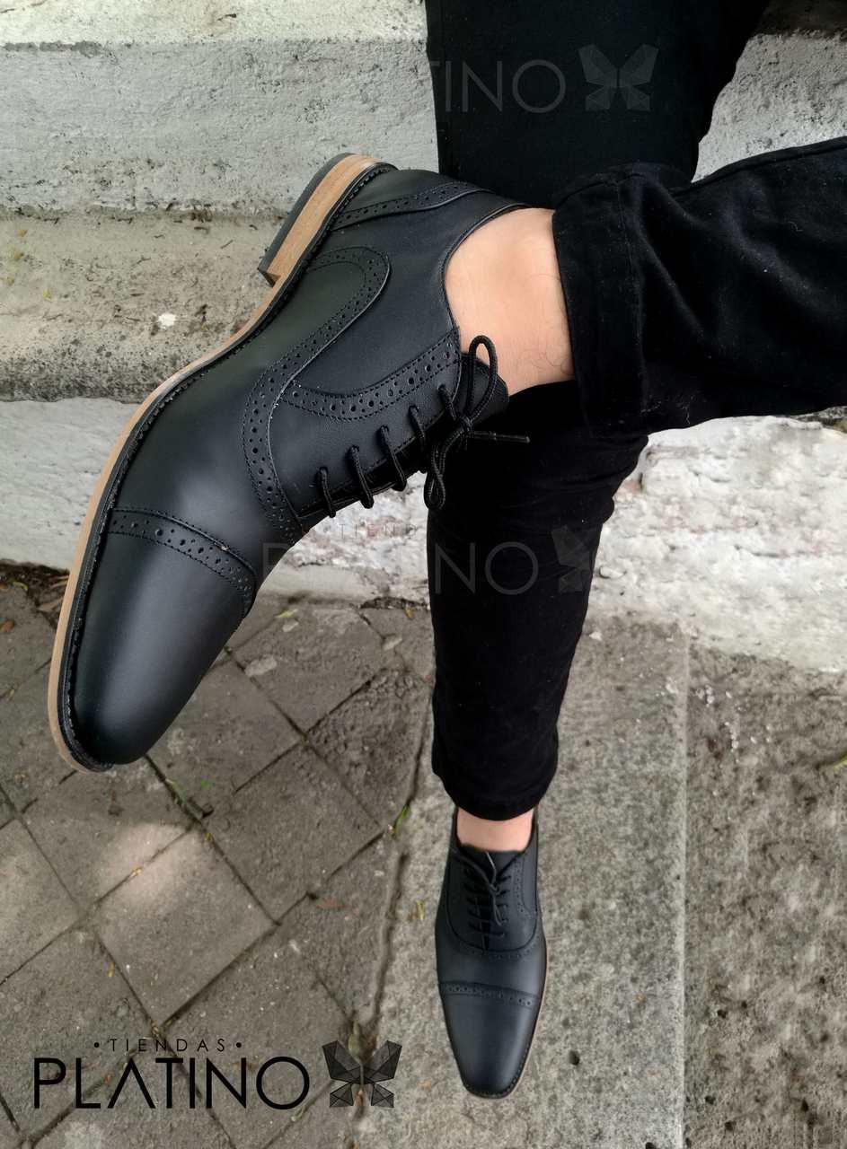 cap toe mens shoes