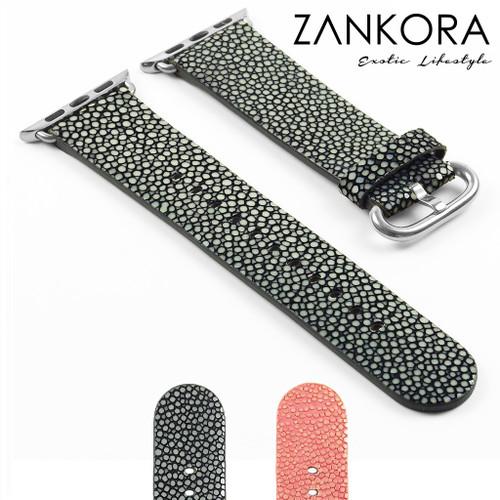 Apple iWatch Leather Straps by ZANKORA Co.