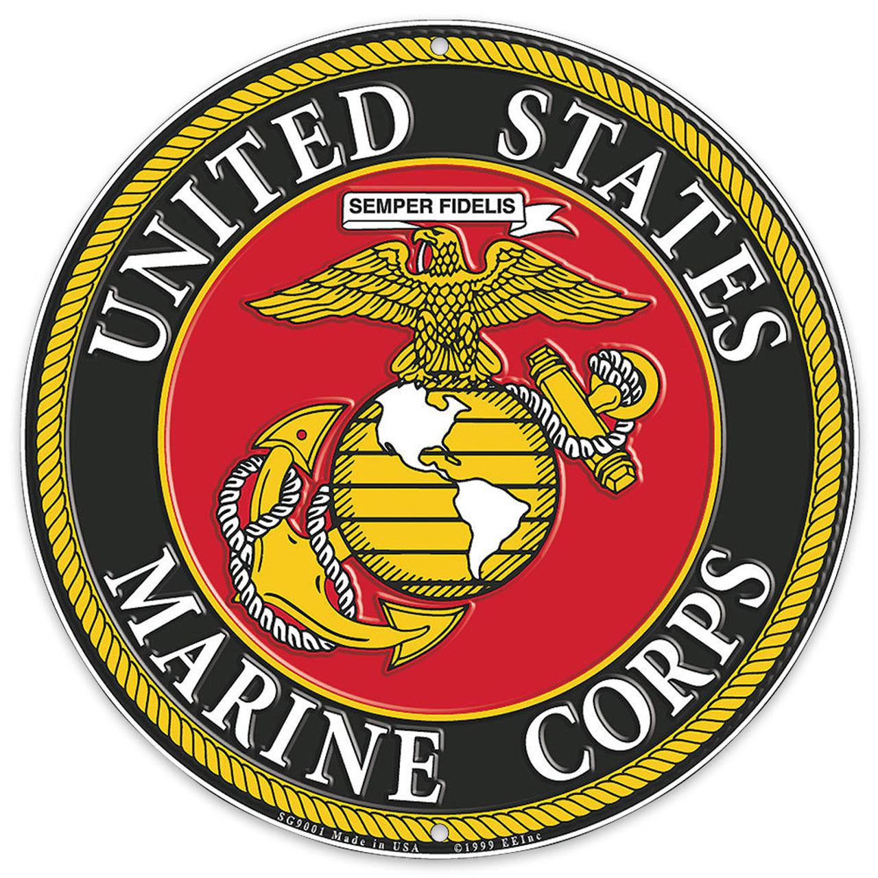 Marines License Knives