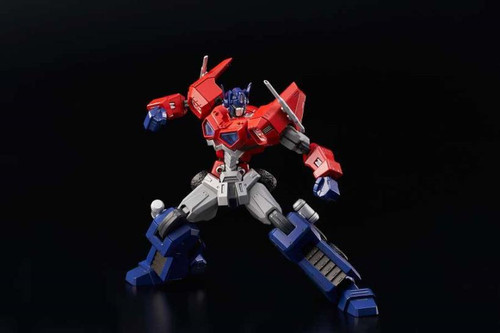 Flame Toys Model - 01 Optimus Prime (Attack Mode)