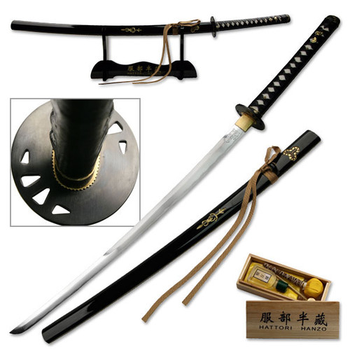 Kill Bill Movie (BRIDES) Hand Forged Samurai Sword [1045]