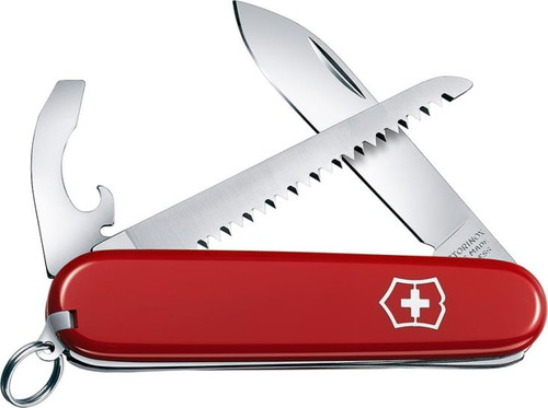 Victorinox Walker Multi Tool Red [9 Tools] 2313