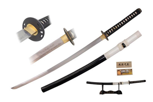 Kill Bill Movie (BUDD'S) Hand Forged Samurai Sword [1045]