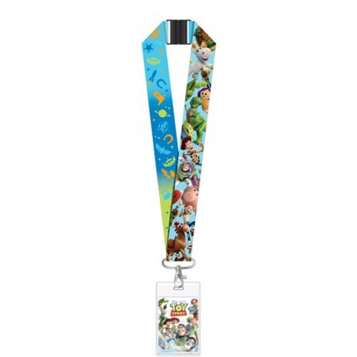 Lanyard - Toy Story Deluxe with Card Holder
