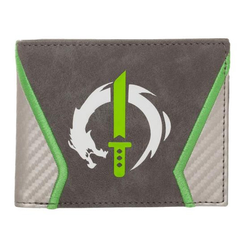 Overwatch Genji Bi-Fold Wallet