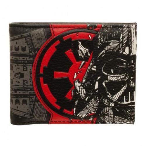 Starwars Vader Bi-Fold Wallet