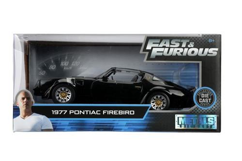 Model Car - 1:24 F&F 1977 Pontiac Firebird