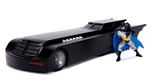 Model Car - 1:24 Batmobile Animated Series with Batman