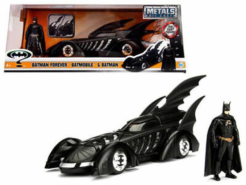 Model Car - 1:24 Batman Forever1995 - Batmobile & Batman