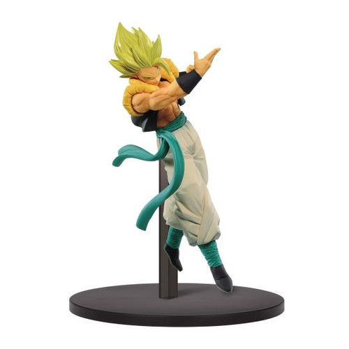 Dragon Ball Super Saiyan Gogeta Banpresto Statue