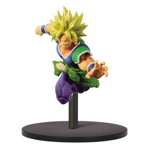 Dragon Ball Z Super Saiyan Broly Banpresto Statue