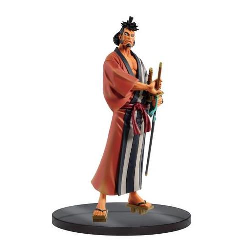 One Piece The Grandline Men Wanokuni Vol.4 Banpresto Statue