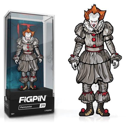 IT Pennywise FiGPiN #215 Enamel Pin
