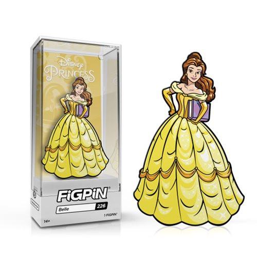 Beauty & The Beast Belle FiGPiN #226 Enamel Pin