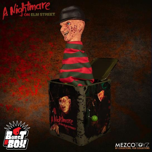 "Burst-A-Box - Freddy Krueger ""A Nightmare on Elm Street"""