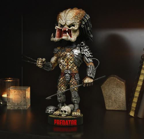 Head Knocker - Predator 1 with Spear