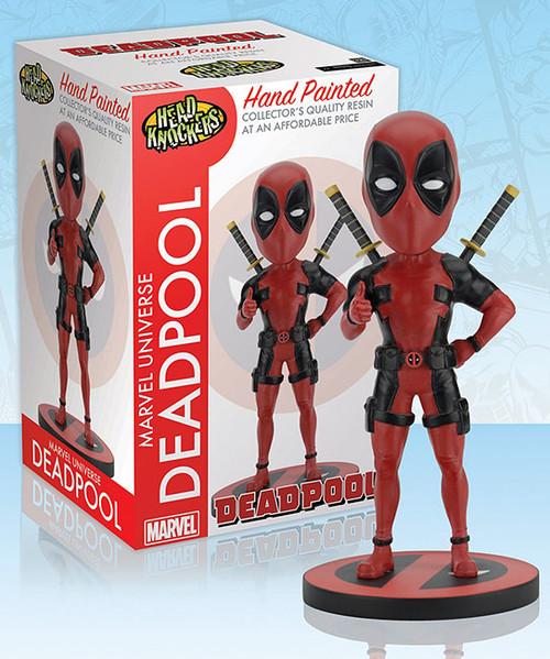Head Knocker - Marvel Deadpool Classic