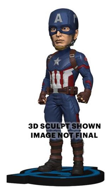"""Head Knocker - Captain America """"Avengers: EndGame"""""""