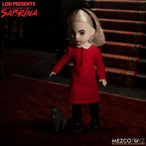 Living Dead Dolls - Chilling Adventures of Sabrina 15""