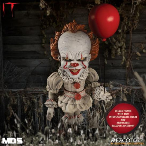 IT Pennywise Designer Series Statue