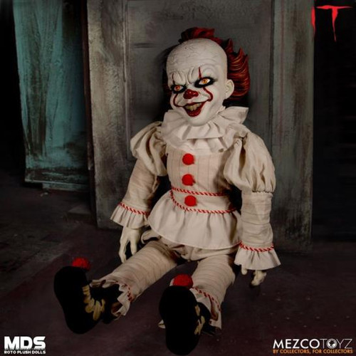 Roto Plush - IT: Pennywise Doll